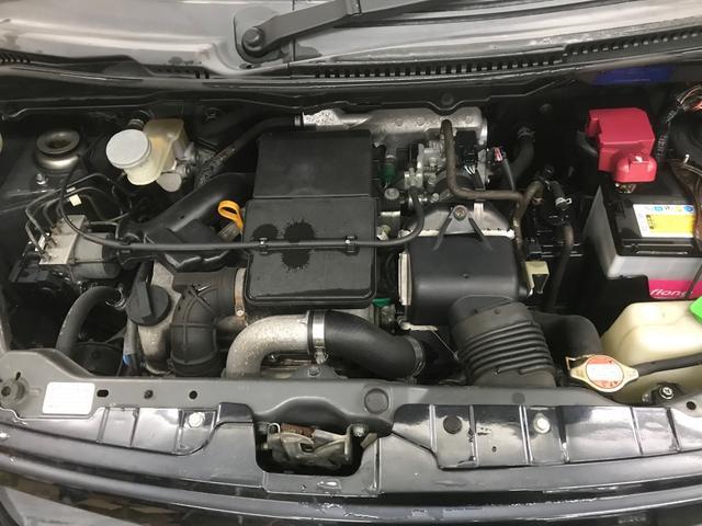 G FOUR フルタイム4WD  インタークーラーターボ  フルオートエアコン スズキ純正14インチアルミ   ヘッドライトコーティング済み  オゾン脱臭  コロナ対策抗菌済み(49枚目)