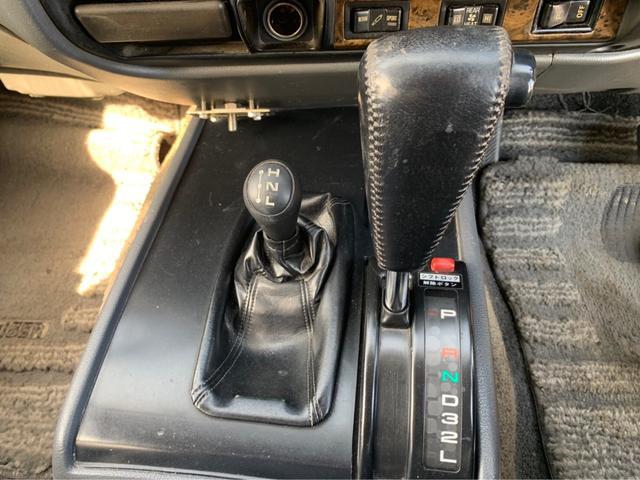 4WD サンルーフ AW オーディオ付 クロカン(13枚目)