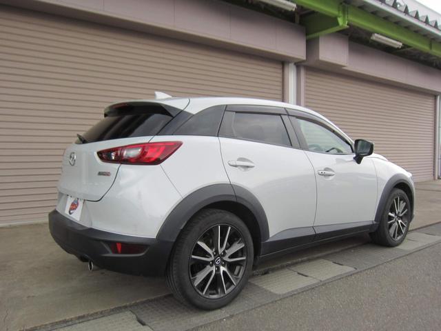 「マツダ」「CX-3」「SUV・クロカン」「福井県」の中古車7