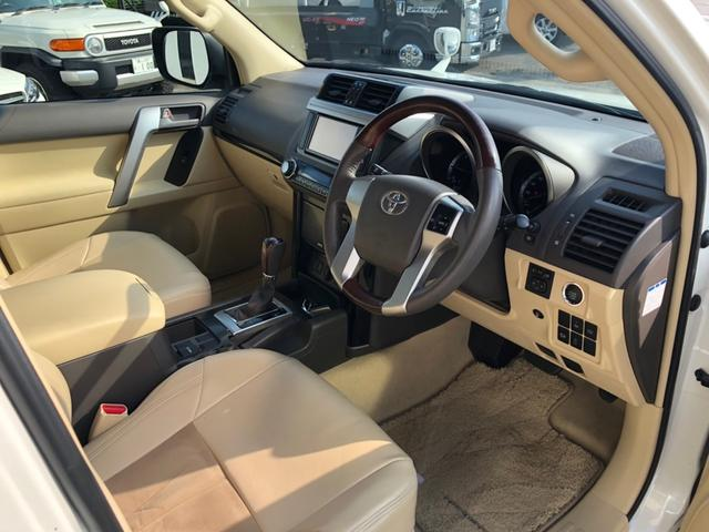 TX 4WD ディ―ゼルTB 1オーナー(4枚目)