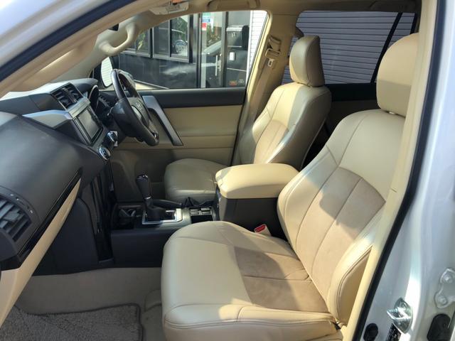 TX 4WD ディ―ゼルTB 1オーナー(8枚目)