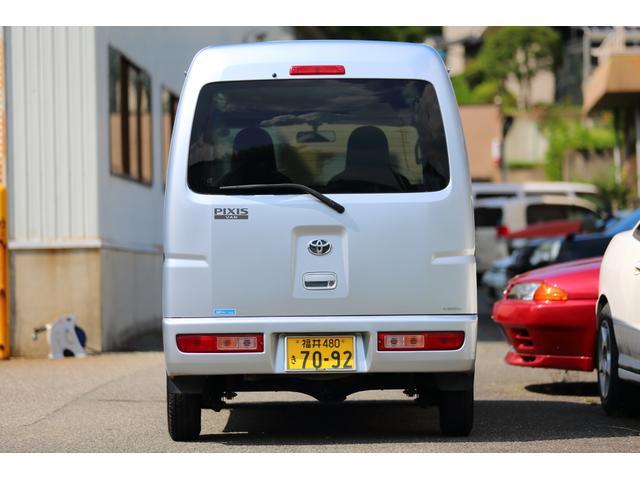「トヨタ」「ピクシスバン」「軽自動車」「福井県」の中古車6