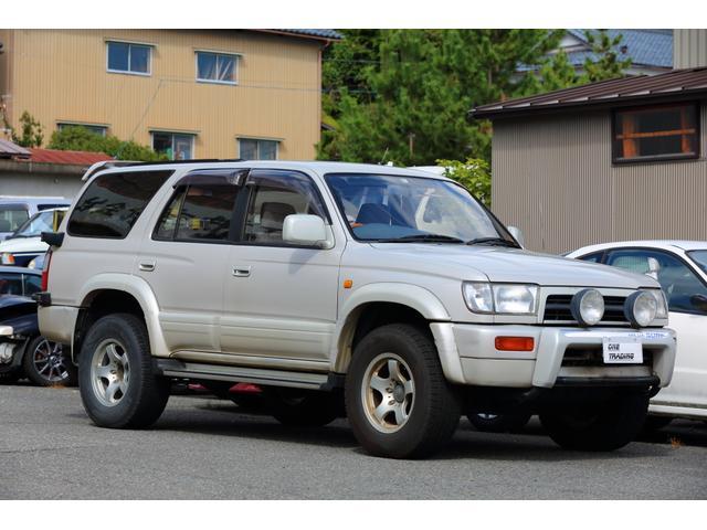 「トヨタ」「ハイラックスサーフ」「SUV・クロカン」「福井県」の中古車2