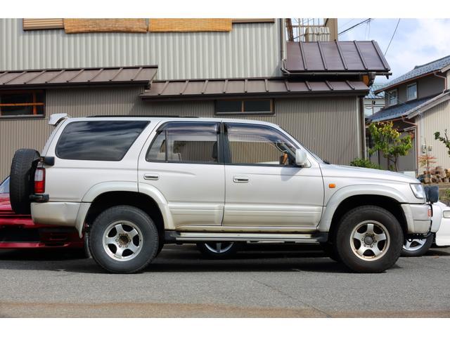 「トヨタ」「ハイラックスサーフ」「SUV・クロカン」「福井県」の中古車3