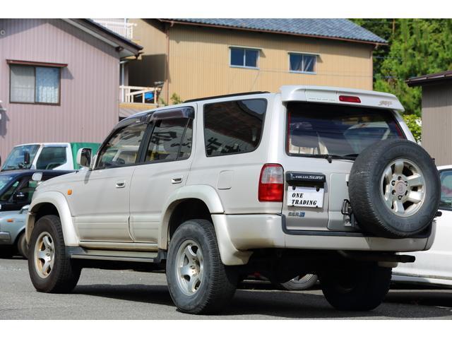 「トヨタ」「ハイラックスサーフ」「SUV・クロカン」「福井県」の中古車6