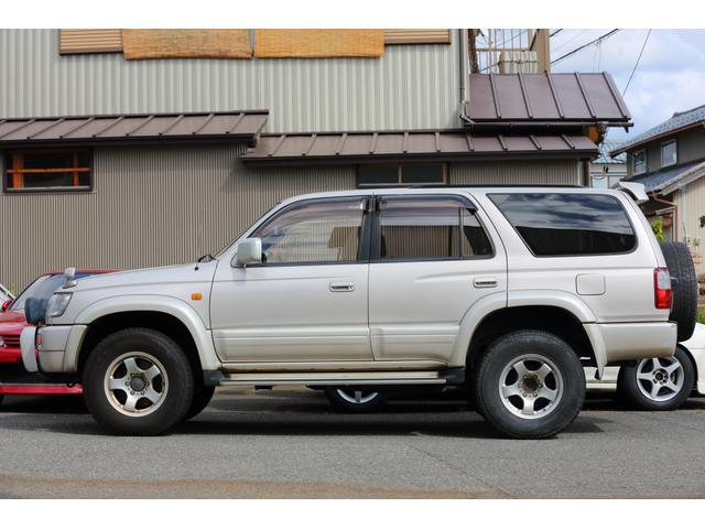 「トヨタ」「ハイラックスサーフ」「SUV・クロカン」「福井県」の中古車7