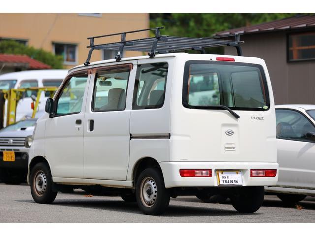 「ダイハツ」「ハイゼットバン」「軽自動車」「福井県」の中古車4
