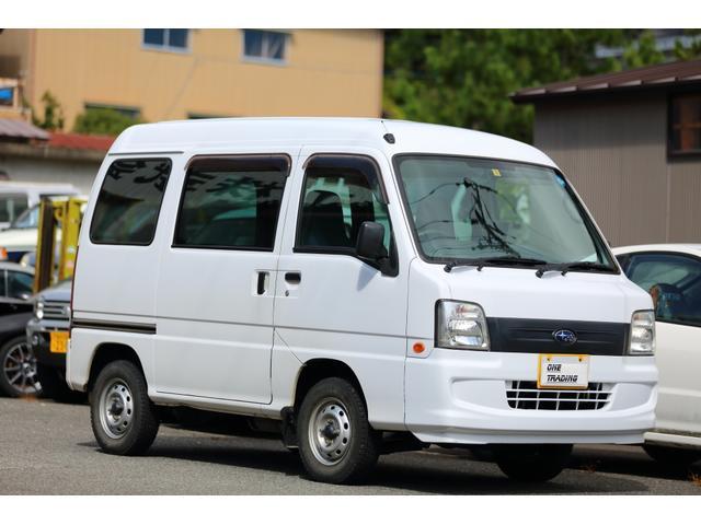 「スバル」「サンバーバン」「軽自動車」「福井県」の中古車2