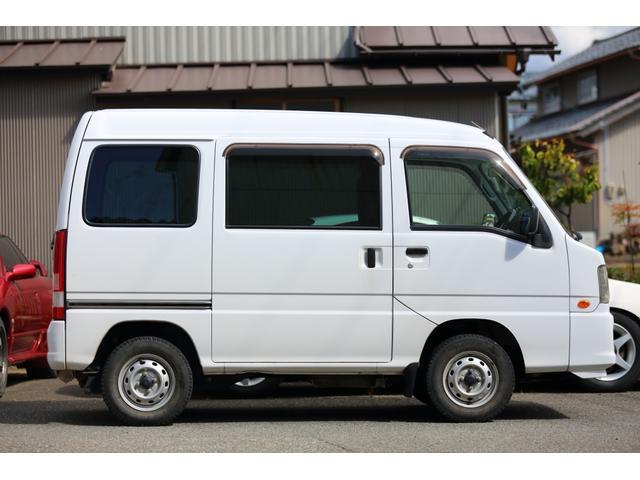 「スバル」「サンバーバン」「軽自動車」「福井県」の中古車3