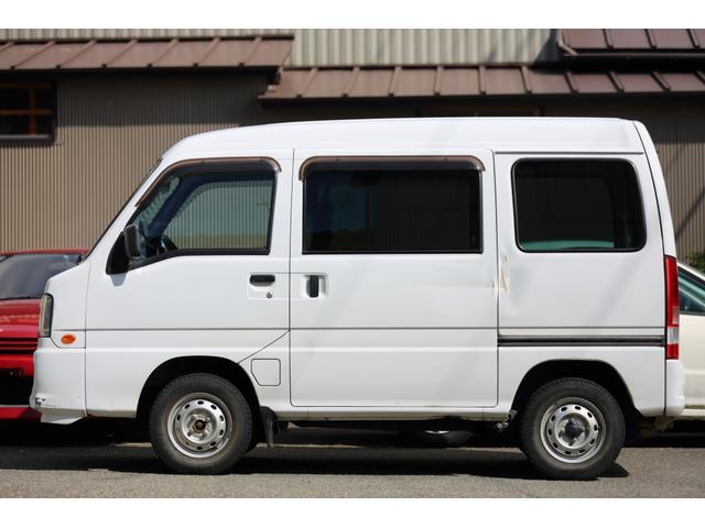 「スバル」「サンバーバン」「軽自動車」「福井県」の中古車7