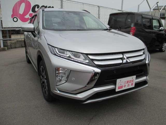 「三菱」「エクリプスクロス」「SUV・クロカン」「石川県」の中古車6