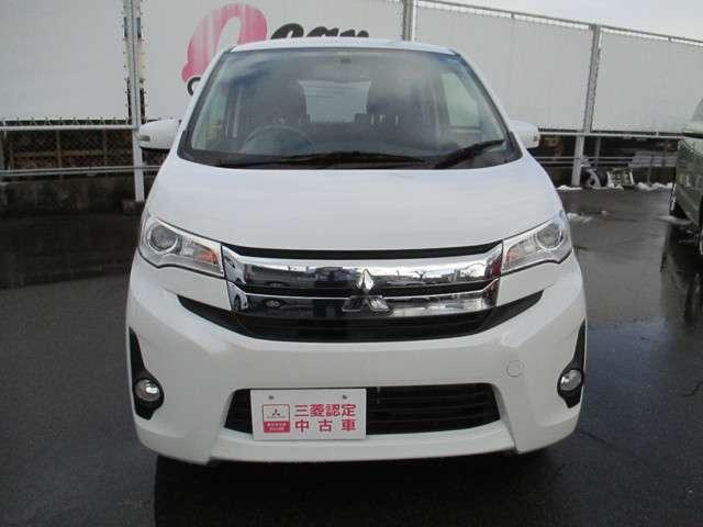 G 三菱認定中古車・バックカメラ・シ-トヒ-タ(2枚目)