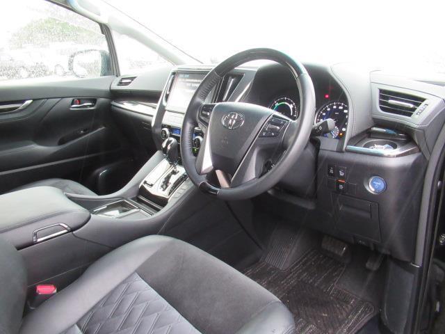 SR 4WD フルセグ メモリーナビ DVD再生 ミュージックプレイヤー接続可 後席モニター バックカメラ ETC 両側電動スライド LEDヘッドランプ 乗車定員7人 3列シート(9枚目)