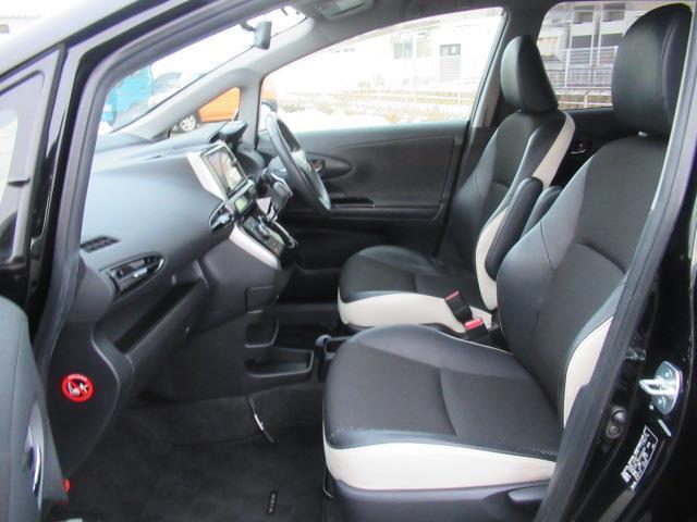1.8Sモノトーン 4WD フルセグ メモリーナビ DVD再生 ミュージックプレイヤー接続可 バックカメラ ETC HIDヘッドライト 乗車定員7人 記録簿(5枚目)
