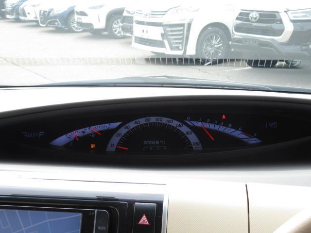 アエラス フルセグ メモリーナビ DVD再生 ミュージックプレイヤー接続可 バックカメラ ETC 両側電動スライド HIDヘッドライト 乗車定員7人 3列シート ワンオーナー 記録簿(11枚目)