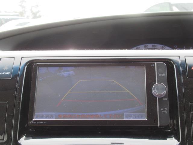 アエラス フルセグ メモリーナビ DVD再生 ミュージックプレイヤー接続可 バックカメラ ETC 両側電動スライド HIDヘッドライト 乗車定員7人 3列シート ワンオーナー 記録簿(13枚目)
