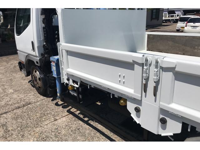 トラック 4段クレーン MT 修復歴無 PW ホワイト(11枚目)