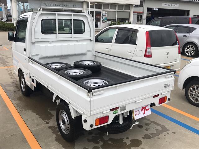 KCエアコン・パワステ 4WD AT 軽トラック 2名乗り(6枚目)
