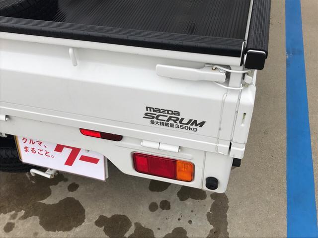 KCエアコン・パワステ 4WD AT 軽トラック 2名乗り(8枚目)