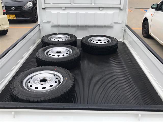 KCエアコン・パワステ 4WD AT 軽トラック 2名乗り(9枚目)