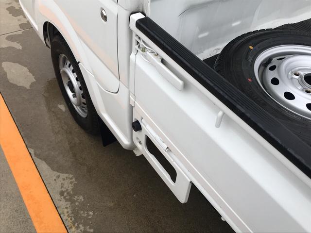 KCエアコン・パワステ 4WD AT 軽トラック 2名乗り(10枚目)