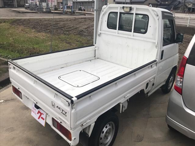 SDX 4WD AC MT 軽トラック 2名乗り ホワイト(4枚目)