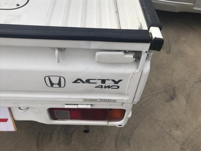 SDX 4WD AC MT 軽トラック 2名乗り ホワイト(9枚目)