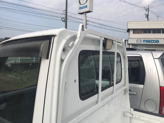 SDX 4WD AC MT 軽トラック 2名乗り ホワイト(12枚目)