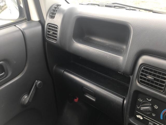 SDX 4WD AC MT 軽トラック 2名乗り ホワイト(16枚目)