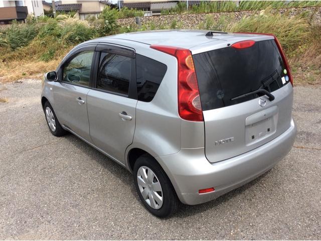 「日産」「ノート」「コンパクトカー」「石川県」の中古車9