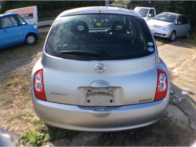 「日産」「マーチ」「コンパクトカー」「石川県」の中古車3