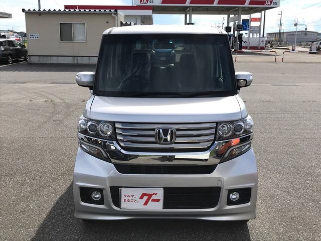 「ホンダ」「N-BOXカスタム」「コンパクトカー」「富山県」の中古車2
