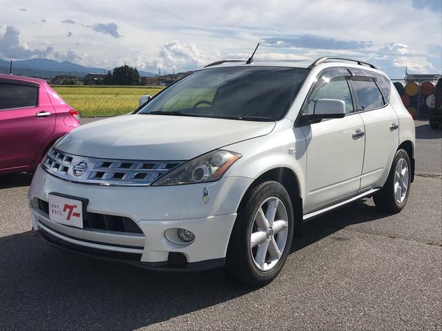 「日産」「ムラーノ」「SUV・クロカン」「富山県」の中古車3