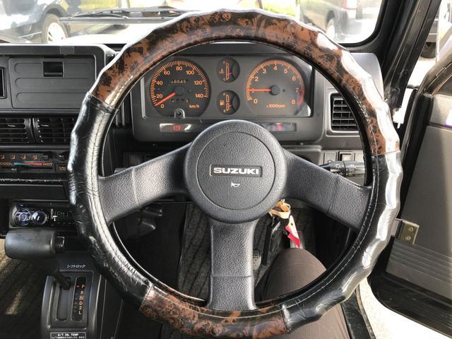 サマーウインド リミテッド 4WD エアコン パワステ(8枚目)