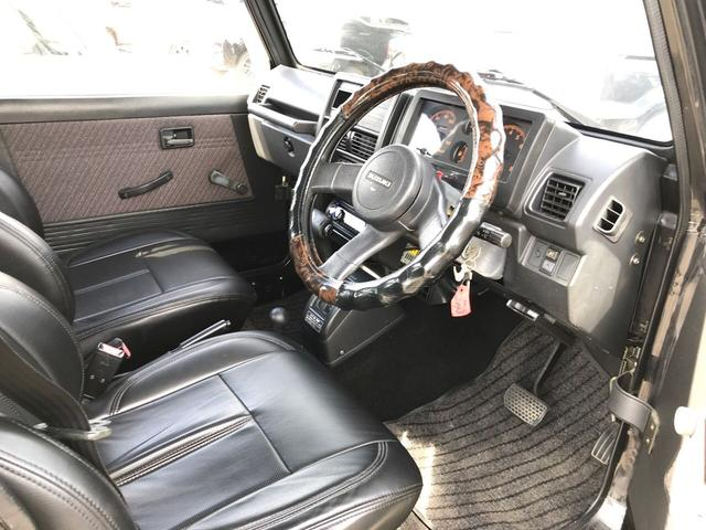 サマーウインド リミテッド 4WD エアコン パワステ(13枚目)
