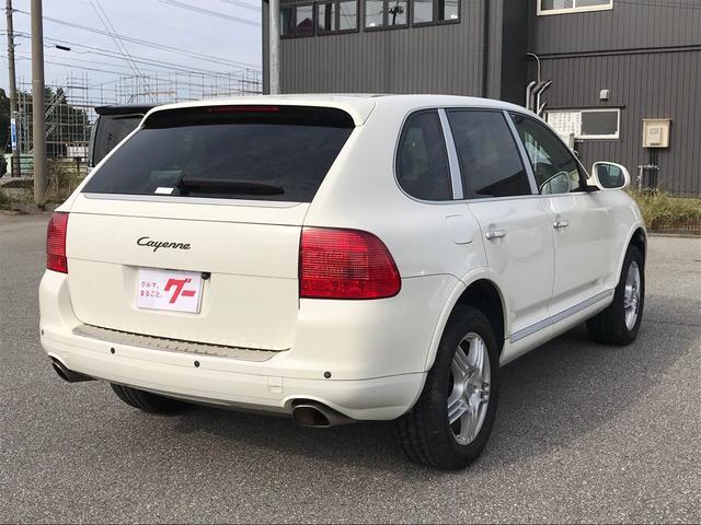 「ポルシェ」「ポルシェ カイエン」「SUV・クロカン」「富山県」の中古車5