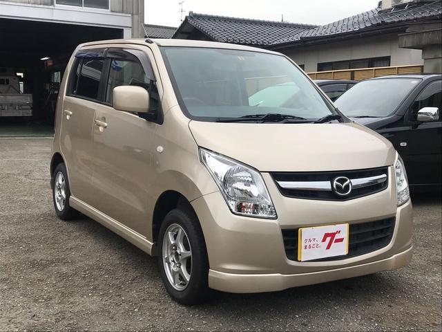 「マツダ」「AZ-ワゴン」「コンパクトカー」「石川県」の中古車3