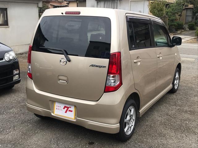 「マツダ」「AZ-ワゴン」「コンパクトカー」「石川県」の中古車5