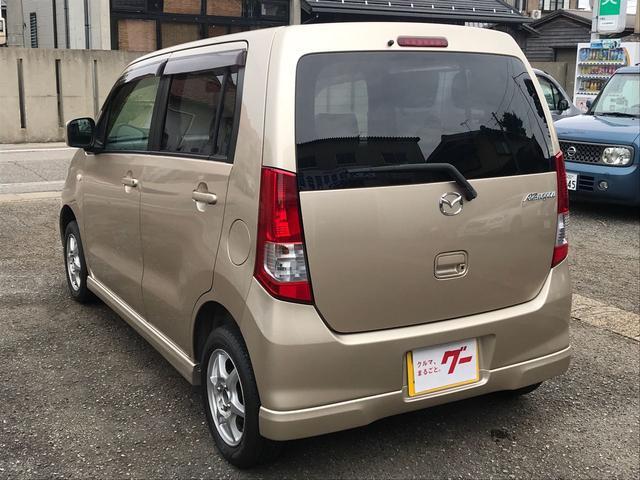 「マツダ」「AZ-ワゴン」「コンパクトカー」「石川県」の中古車7