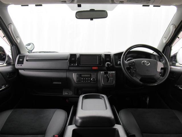スーパーGL ダークプライム 4WD ワンセグ メモリーナビ バックカメラ ETC 両側電動スライド LEDヘッドランプ ワンオーナー 記録簿 ディーゼル(4枚目)