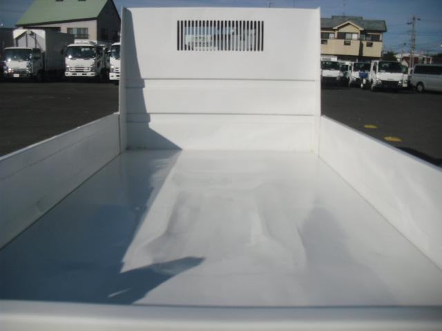 強化フルフラットローダンプ 強化三方開 積載2t(6枚目)