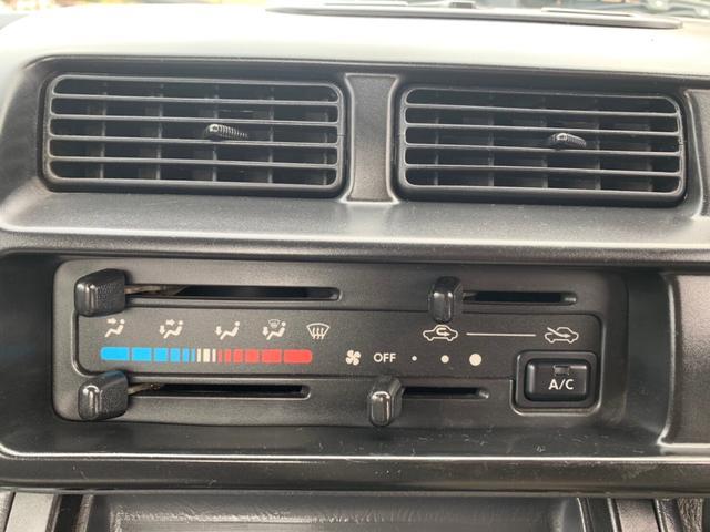 エアコン 5速MT 4WD タイベル交換済み(15枚目)