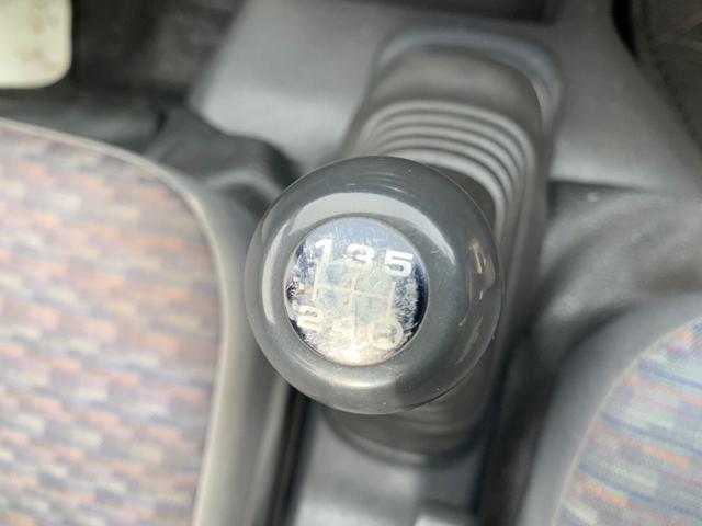 エアコン 5速MT 4WD タイベル交換済み(16枚目)
