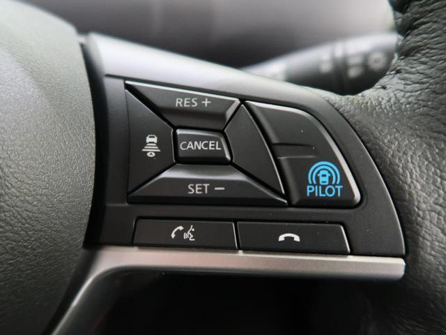 今話題のプロパイロット!!!車間距離の確保、発進・停止、ステアリングの制御などをしてくれます。
