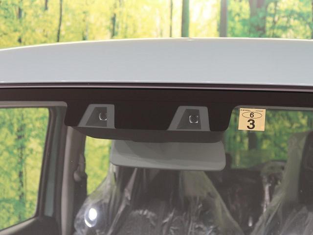 ハイブリッドGターボ 届出済未使用車 純正ナビ 全周囲カメラ 前席シートヒーター スマートキー スズキセーフティーサポート クリアランスソナー オートライト レーダークルーズ オートエアコン 電動格納ミラー(5枚目)