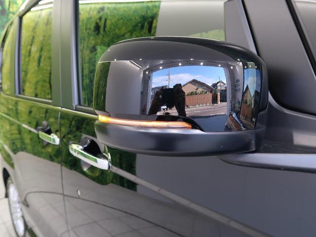 Lターボ 届出済未使用車 ホンダセンシング 両側電動スライド LEDヘッド シートヒーター ハーフレザー スマートキー プッシュスタート 純正15アルミ パドルシフト 革巻きステア オートライト アイドリング(35枚目)