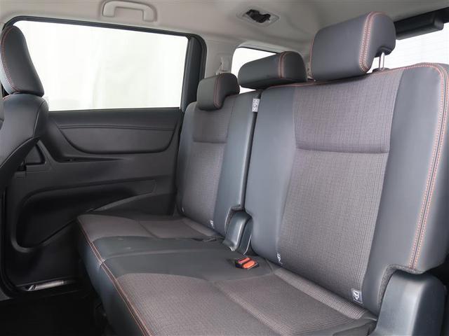 ハイブリッドG クエロ 社用車UP 3列シート7人乗り 両側パワースライドドア LEDヘッドランプ レーンアシスト機能付き(11枚目)