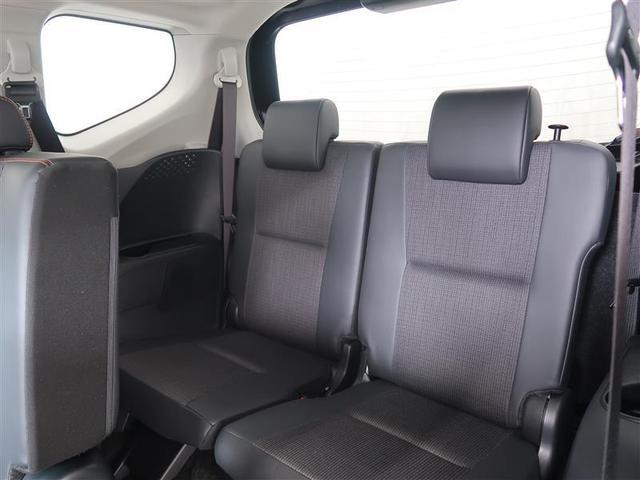 ハイブリッドG クエロ 社用車UP 3列シート7人乗り 両側パワースライドドア LEDヘッドランプ レーンアシスト機能付き(12枚目)