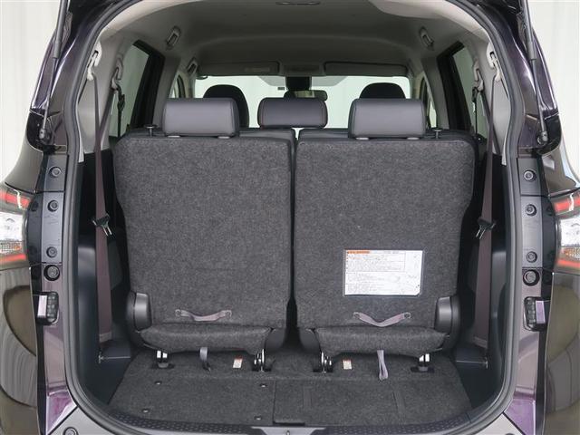 ハイブリッドG クエロ 社用車UP 3列シート7人乗り 両側パワースライドドア LEDヘッドランプ レーンアシスト機能付き(13枚目)