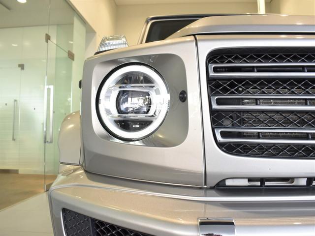 G550 レーダーセーフティパッケージ AMGライン 黒革 ガラススライディングルーフ Burmester TV ナビ ETC 20インチアルミホイール 正規ディーラー認定中古車 2年保証(44枚目)